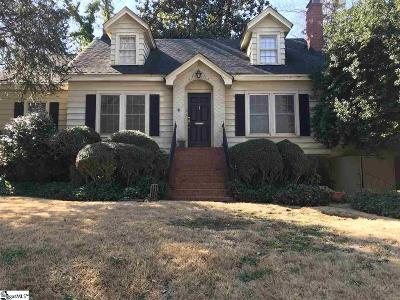 Augusta Road Single Family Home Contingency Contract: 9 Penn
