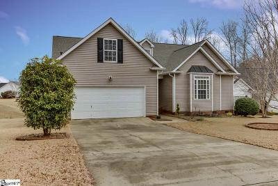 Simpsonville Single Family Home Contingency Contract: 811 Bindon