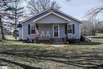Boiling Springs Single Family Home For Sale: 150 Wick