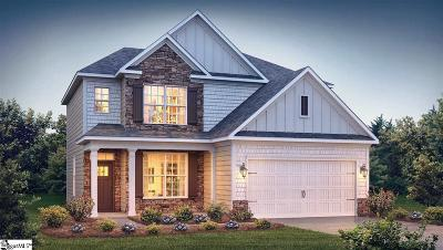 Greenville County Single Family Home Contingency Contract: 203 Redmont