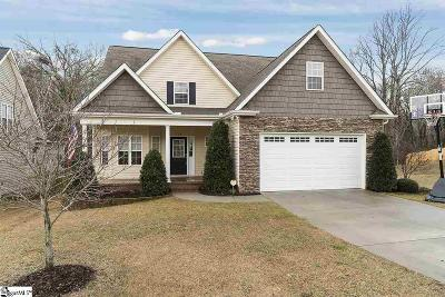 Anderson Single Family Home For Sale: 216 Streams