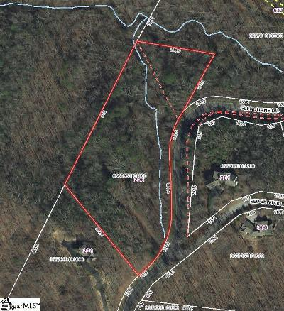 Travelers Rest Residential Lots & Land For Sale: 205 Sedgewick