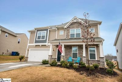 Simpsonville Single Family Home For Sale: 6 Remus
