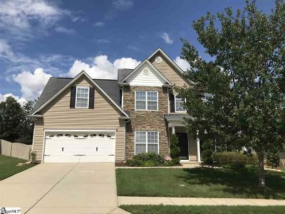 Greenville County Single Family Home For Sale: 19 Santee