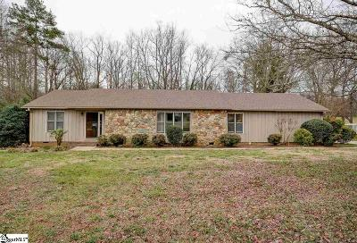 Piedmont Single Family Home Contingency Contract: 614 Jameson