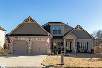 Simpsonville Single Family Home Contingency Contract: 305 Chasemont
