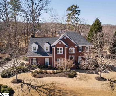 Greenville Single Family Home Contingency Contract: 109 Raes Creek