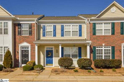Greer Condo/Townhouse For Sale: 107 Cirrus
