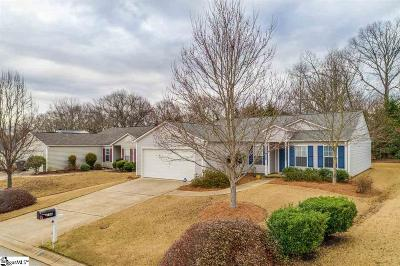 Taylors Single Family Home Contingency Contract: 104 Willow Bend
