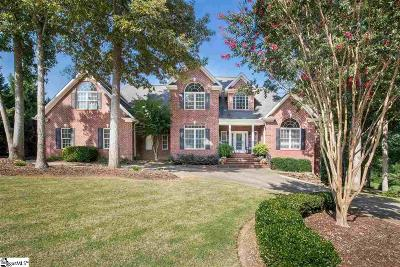 Spartanburg Single Family Home For Sale: 871 E Heathland