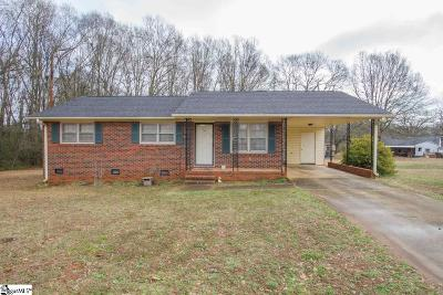 Anderson Single Family Home For Sale: 716 Woodvale