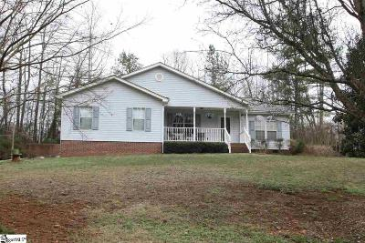 Greer Single Family Home Contingency Contract: 409 Palmetto