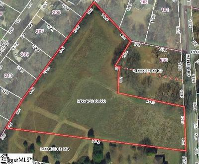 Greenville Residential Lots & Land Contingency Contract: 2409 Miller