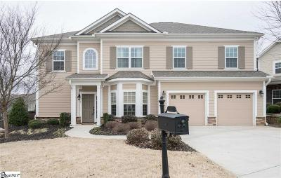 Greenville Single Family Home Contingency Contract: 1 Majestic Oak