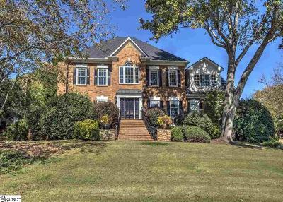Greer Single Family Home For Sale: 2 Saint Helaine