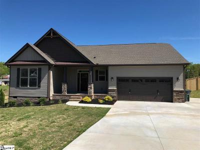 Amber Oaks Single Family Home For Sale: 428 Golden Amber #Lot 107