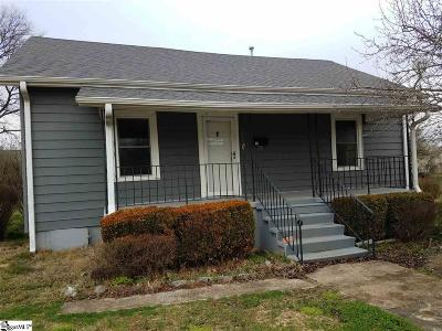 Greer Single Family Home Contingency Contract: 12 23rd