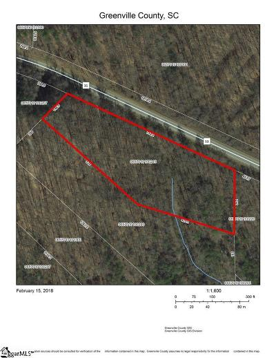 Travelers Rest Residential Lots & Land For Sale: Highway 11