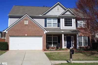 Simpsonville Single Family Home For Sale: 305 Tulip Tree