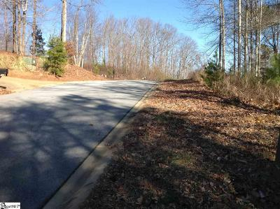 Travelers Rest Residential Lots & Land For Sale: 116 Falling Leaf