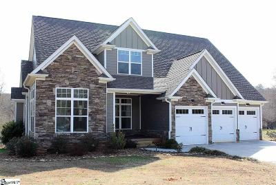 Greer Single Family Home For Sale: 326 Rock