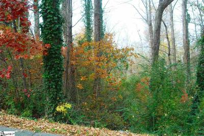 Taylors Residential Lots & Land For Sale: 202 Hillbrook