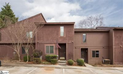 Simpsonville Condo/Townhouse For Sale: 3106 Bethel #11
