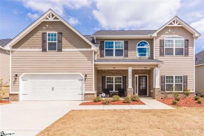 Simpsonville Single Family Home For Sale: 301 Coburg
