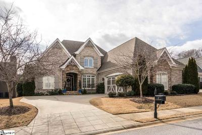 Greenville Single Family Home Contingency Contract: 5 Angel Oak