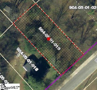 Fountain Inn Residential Lots & Land For Sale: Putman