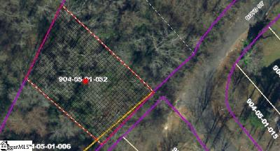 Fountain Inn Residential Lots & Land For Sale: Boyd
