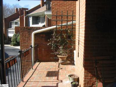 Greenville SC Condo/Townhouse For Sale: $295,000
