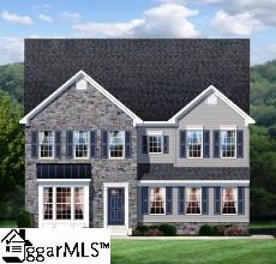 Briar Oak Single Family Home For Sale: 101 Fawn Hill