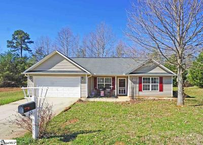 Piedmont Single Family Home Contingency Contract: 20 Lakanwood
