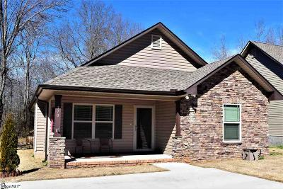 Inman Single Family Home Contingency Contract: 370 Bishop Hicks