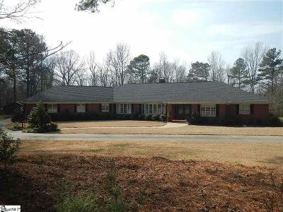 Anderson Single Family Home For Sale: 900 Windy Hill