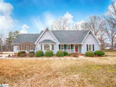 Simpsonville Single Family Home For Sale: 200 Wren