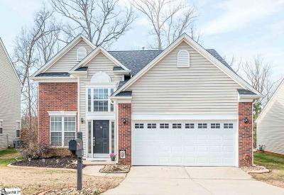 Greenville County Single Family Home Contingency Contract: 117 Constantine