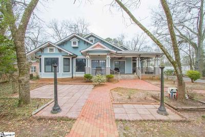 Anderson Single Family Home For Sale: 1201 Reed