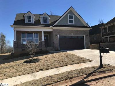 Taylors Single Family Home For Sale: 304 Delphine #Lot 40