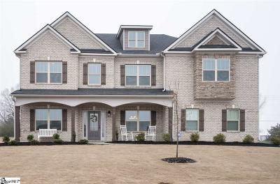 Simpsonville Single Family Home For Sale: 6 Sunray