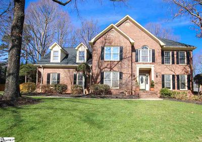 Greenville SC Single Family Home Contingency Contract: $397,900