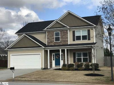 Simpsonville Single Family Home For Sale: 326 Karsten Creek