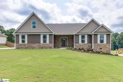 Travelers Rest Single Family Home Contingency Contract: 127 Jones Kelley