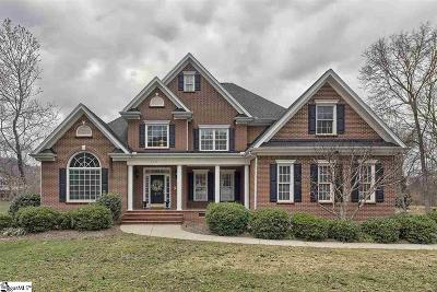 Easley Single Family Home Contingency Contract: 610 Shefwood