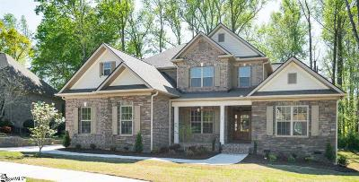 Simpsonville Single Family Home For Sale: 12 Allegheny