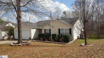 Greenville SC Single Family Home Contingency Contract: $153,840