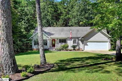 Seneca SC Single Family Home For Sale: $338,900