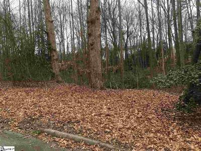 Greenville SC Residential Lots & Land For Sale: $81,500