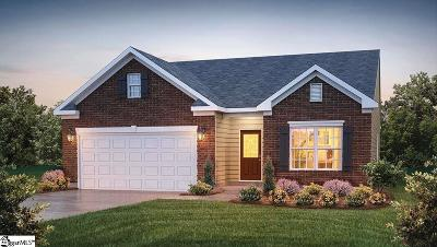 Moore SC Single Family Home For Sale: $176,990